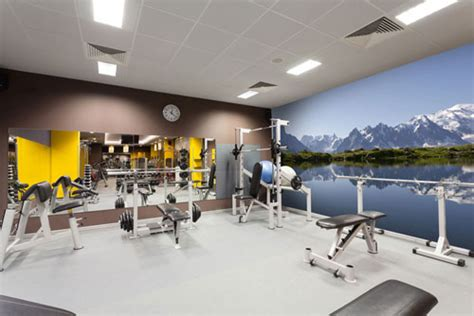 wallpaper for gym walls wall murals for gyms leisure centre wallpaper