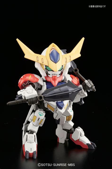 Gundam Sd Ex Barbatos Lupus Bandai bb gundam barbatos lupus dx nz gundam store