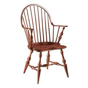 Windsor chairs with arms