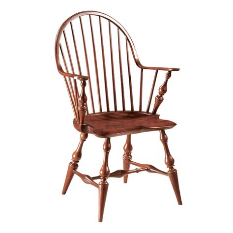 windsor armchair d r dimes continuous arm chair windsor chairs