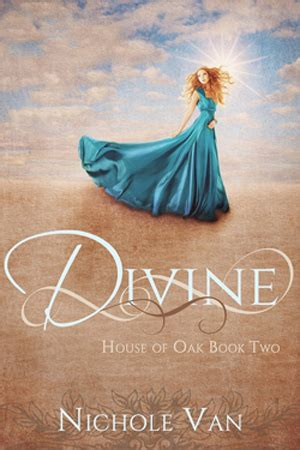 Surface Book Monthly Giveaway - house of oak divine by nichole van new lds fiction