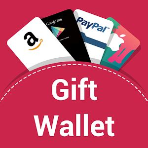 Android Gift Card Uk - gift wallet free reward card android apps on google play
