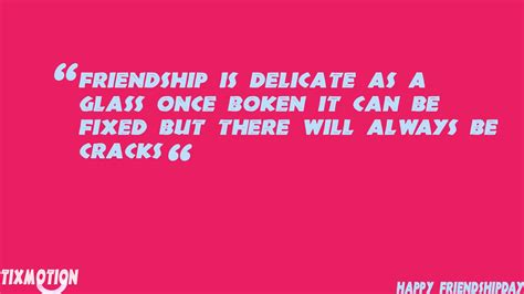 happy friendship day quote  wallpaper