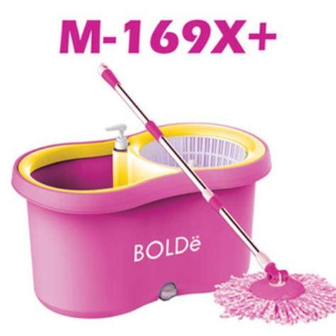 Mop Bolde M 169x Ungu supermop bolde m 169x alat pel lantai serbaguna bolde