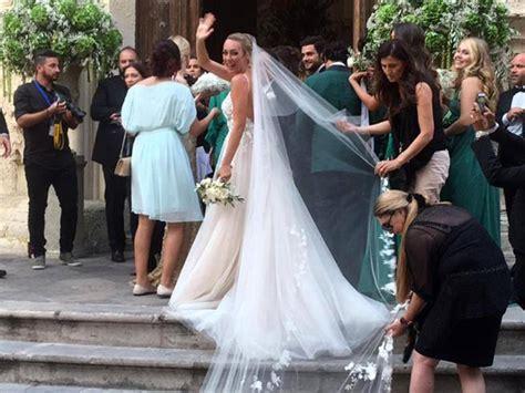 lecce il matrimonio di cristel carrisi l emozione di pap 224