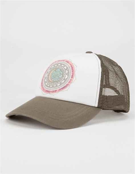 o neill time womens trucker hat 268565531 hats