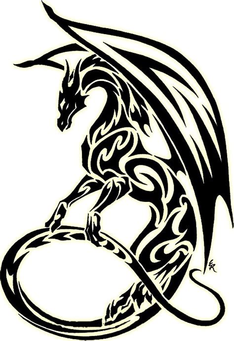 tattoo dragon logo 55 best dragon tattoos designs collection