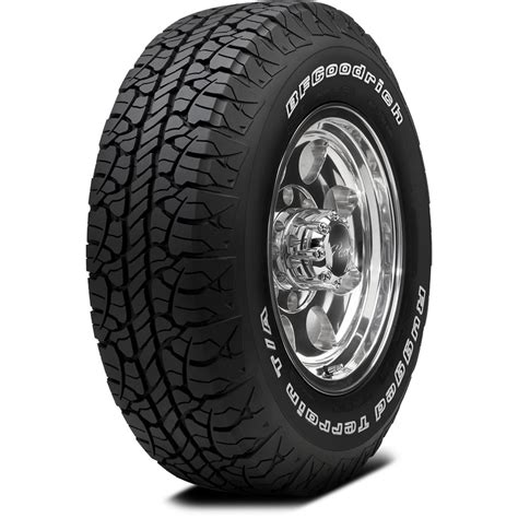 Bf Goodrich Rugged Terrain Reviews by Bf Goodrich Rugged Terrain T A Tread And Side