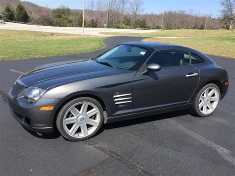 Chrysler Crossfire Sale by Chrysler Crossfire Convertible For Sale Html Autos Post