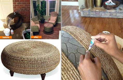 Rubber Feet For Patio Furniture Reciclaje Sobre Ruedas 5 Grandes Ideas Para Darle Nueva