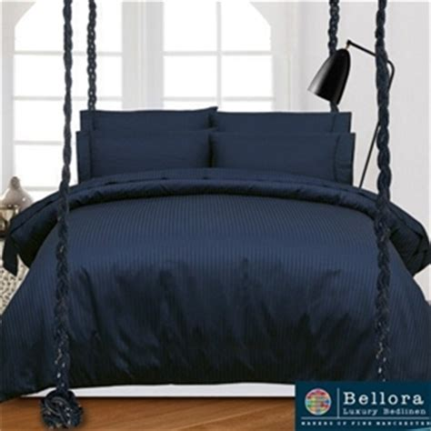 Navy Blue King Quilt Bellora Luxury Bedlinen Quilt Cover Set 600tc King Size