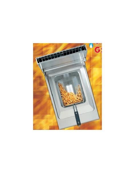 friggitrice 2 vasche friggitrice a gas n 176 2 vasche 10 10 lt da banco vasca