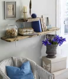 Diy Home Decor Ideas Living Room by Diy Driftwood Decor Home Living Room Wall Shelves Planks