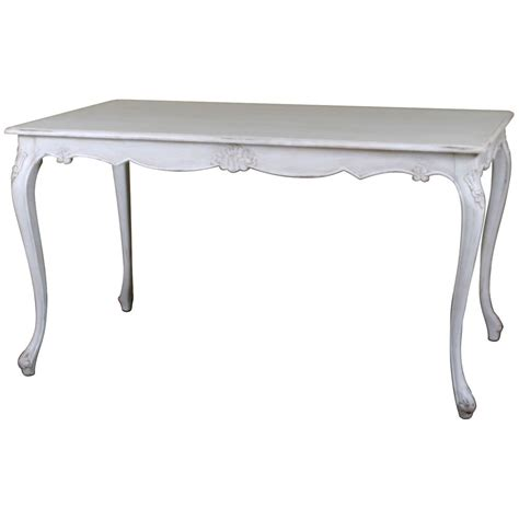 small white dining tables louis antique white dining table antique white