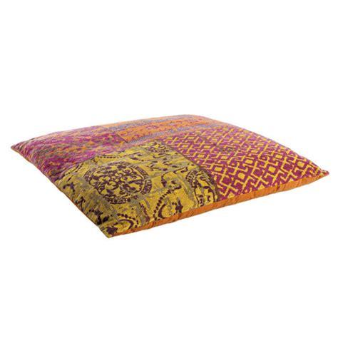 cuscini orientali cuscino orientale arancione maxi etnico outlet mobili etnici