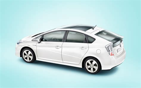 Toyota Prius New New Toyota Prius Wallpaper Hd Pictures