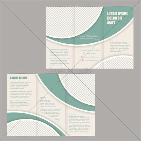 Flyer Design Vorlagen Tri Fold Brosch 252 Re Flyer Design Vorlage Lizenzfreies Bild 14240143 Bildagentur Panthermedia