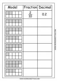 decimal free printable worksheets worksheetfun