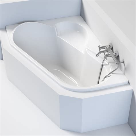 Baignoire D Angle 150x90 by Baignoire 150x90 Baignoire X Cm Blanc With