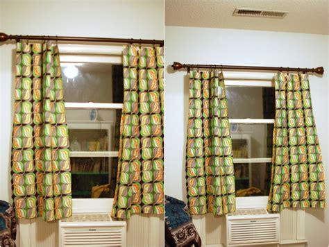 diy no sew curtains diy no sew curtains nursery project