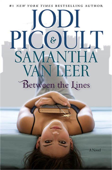 Jodi Picoults New Book A Sneak Peek by Between The Lines