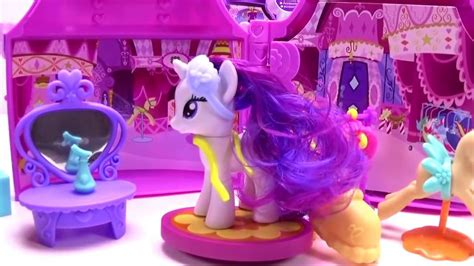 my little pony doll house my little pony doll house playset with mlp spa salon