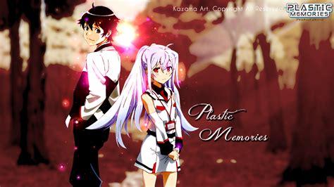 plastic memories anime wallpapers hd