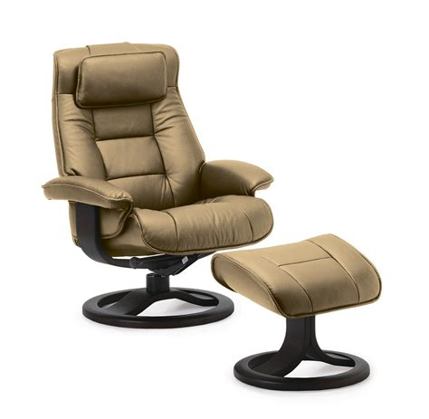 fjords mustang large ergonomic recliner by hjellegjerde