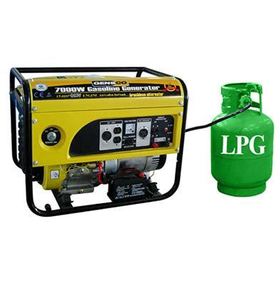 lpg generators lpg2500cx gensco china manufacturer