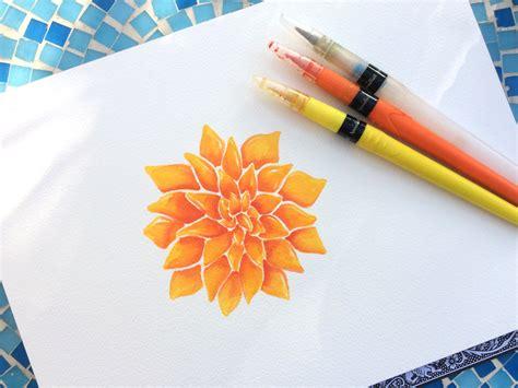 water color pens watercolor brush pens boelter design co