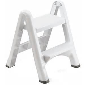 rubbermaid 2 tier step stool walmart