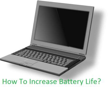 how to extend your laptop battery life youtube how to increase laptop battery life to maximum ecloudbuzz