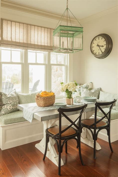 corner banquette 25 kitchen window seat ideas home stories a to z
