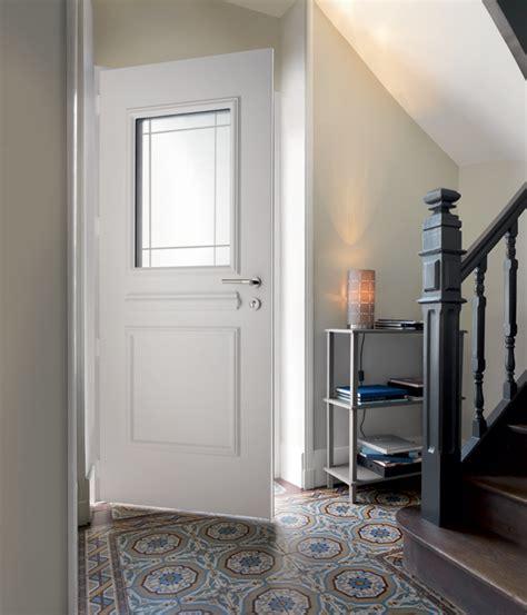 k line porte d entrée 850 porte d entr 233 e vitr 233 e contemporaine blanche urbantrott