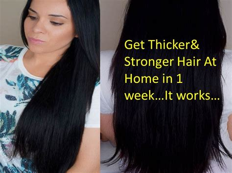 do you have to have thick hair to have a lisa rinna cut how to get thicker hair naturally at home how to get long