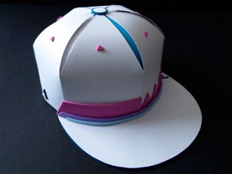 How To Make A Paper Baseball Cap - 10 daring diy hats