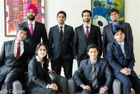 Mba Accounting In Hyderabad by The Isb Mba Experience Insideiim