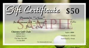 golf gift certificate template pin golf gift certificate templates and print our