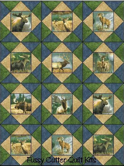 elk pattern fabric moose elk wilderness animal men s hunting fabric easy pre