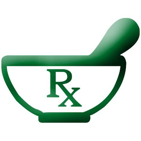 Pharmacy Symbol by Green Pharmacy Mortar Clipart