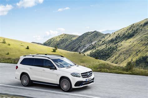 2017 Mercedes Benz GLS Class Review, Ratings, Specs