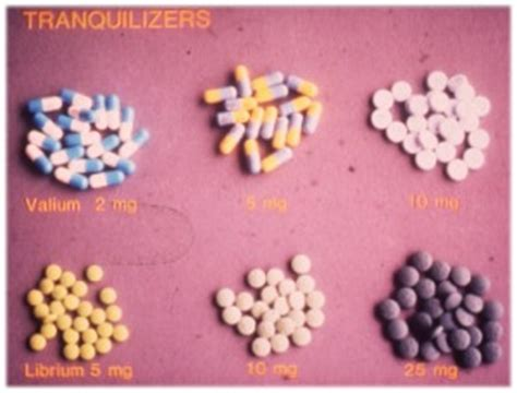 Tranquilizer Used For Detox by Facts About Barbiturates And Tranquillisers Facts On