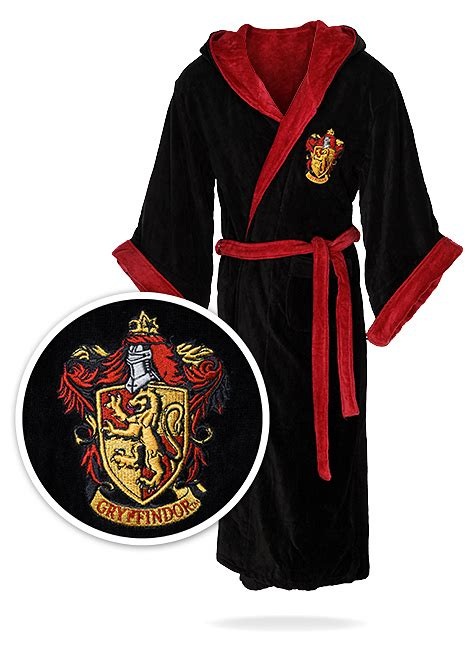 harry potter house robes harry potter house robe thinkgeek