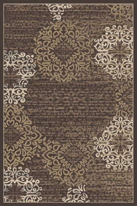 radici usa area rugs pisa rugs 3471 brown pisa rugs by