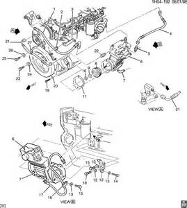 air compressor mounting plumbing at engine