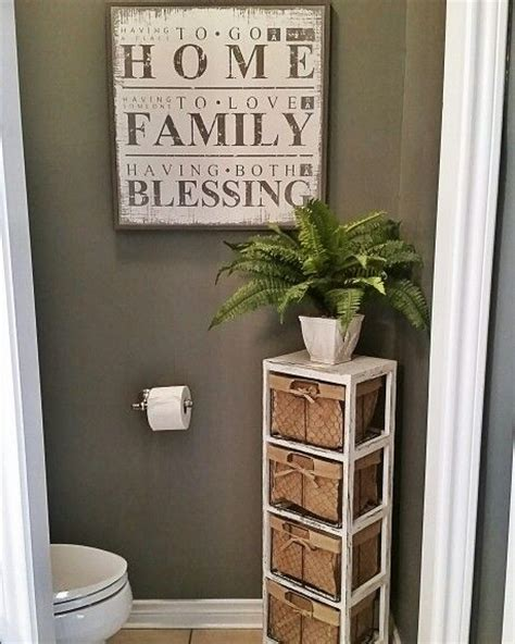 ideas for bathroom decor best 25 half bathroom decor ideas on half
