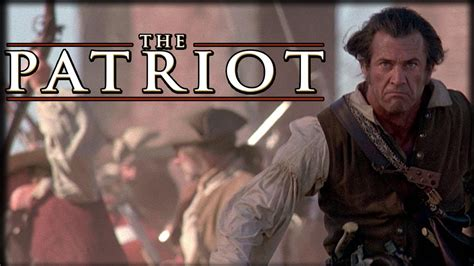 the patriot history buffs the patriot