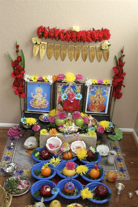 satyanarayan pooja performed  general peace