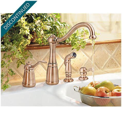 copper faucet price pfister kitchen faucet copper old antique copper marielle 1 handle kitchen faucet 026 4nrr