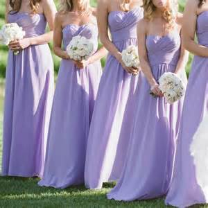 lilac color bridesmaid dresses 25 best ideas about lavender bridesmaid dresses on